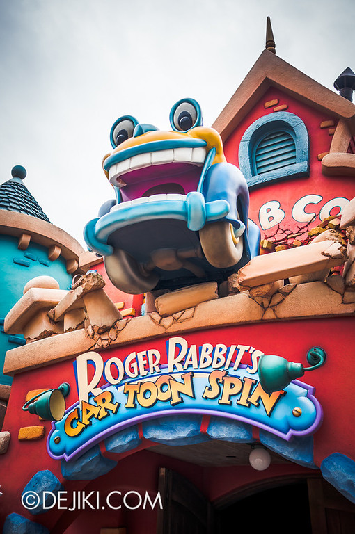 ToonTown - Roger Rabbit Car Toon Spin 17