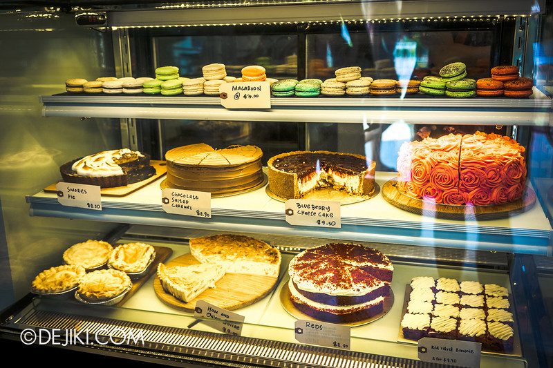 Craftsmen Specialty Coffee - 20 / Cakes and Confections