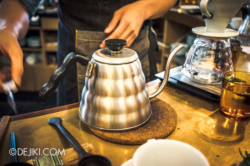 Chye Seng Huat Hardware Coffee Cafe Bar 24 - Special Brew Prep 1