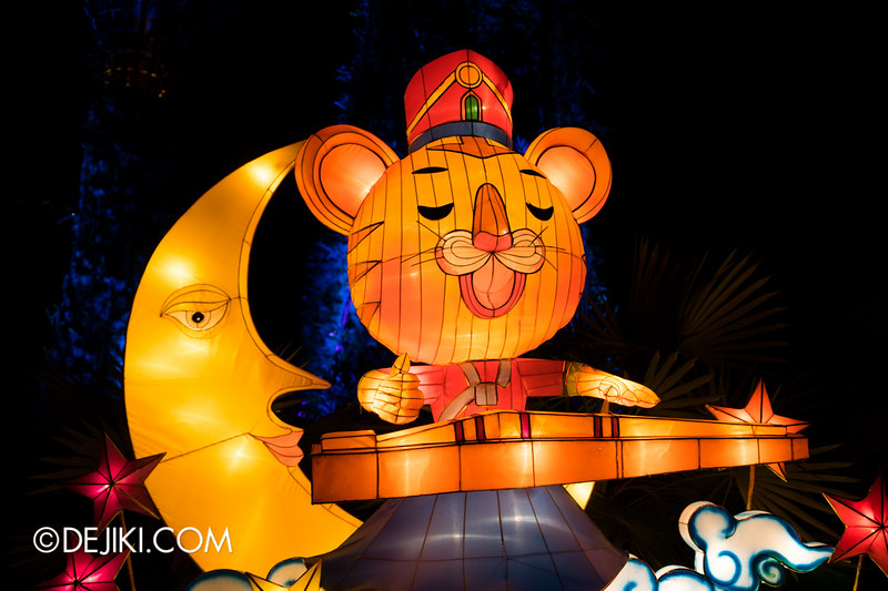 Gardens by the Bay - Mid-Autumn Festival at the Gardens 2014 - Chinese Zodiac 5