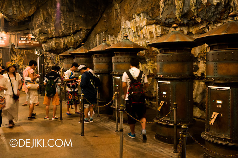 Journey to the Center of the Earth - Fastpass 2