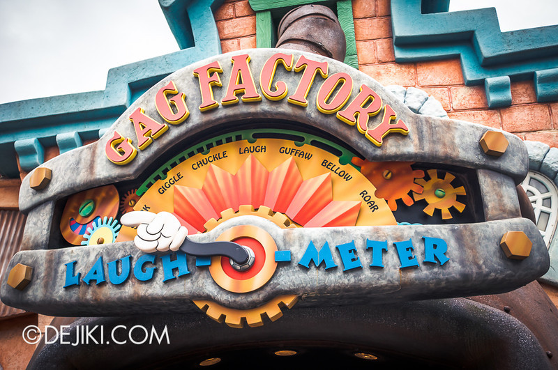 ToonTown - Gag Factory Store