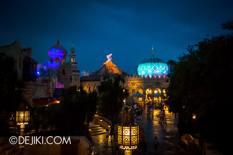Arabian Coast - Dusk