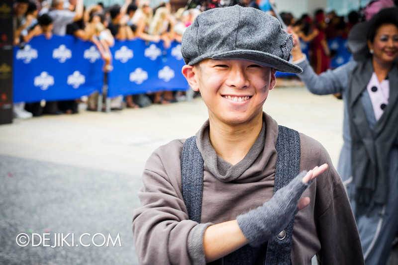 Universal Studios Singapore - Grand Opening 2011 - Parade 19