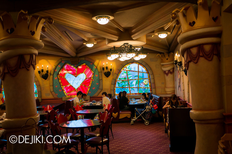 Queen of Hearts Banquet Hall - inside the restaurant 6