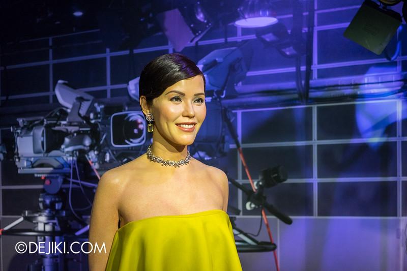 Madame Tussauds Singapore - Zoe Tay