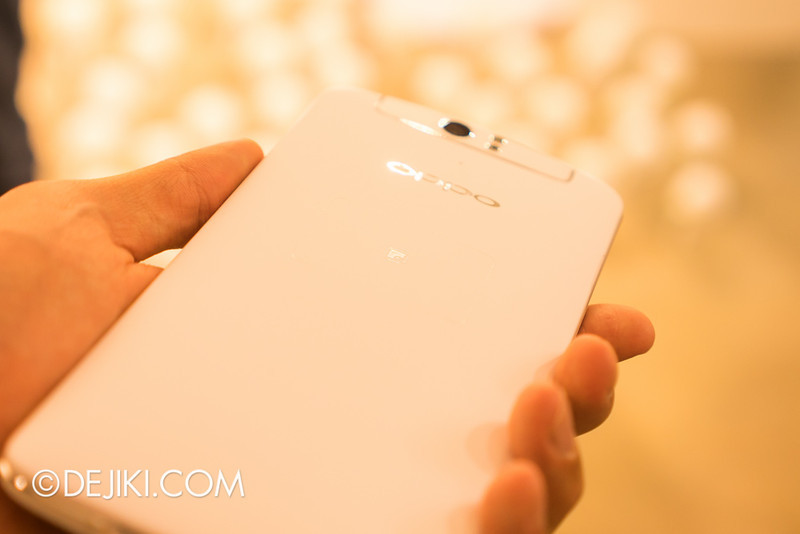 Oppo N1 - O-Touch