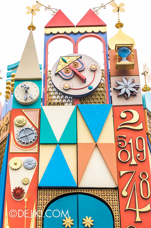 it's a small world - facade 2