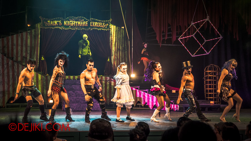 Halloween Horror Nights 4 - Jack's Nightmare Circus - Grand Finale 6