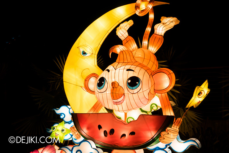 Gardens by the Bay - Mid-Autumn Festival at the Gardens 2014 - Chinese Zodiac 3