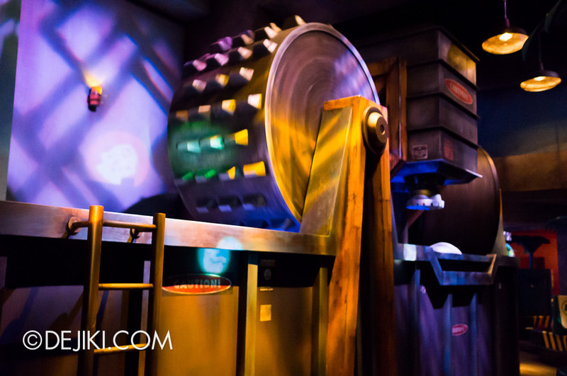 Monsters, Inc: Ride and Go Seek! on-ride experience 5