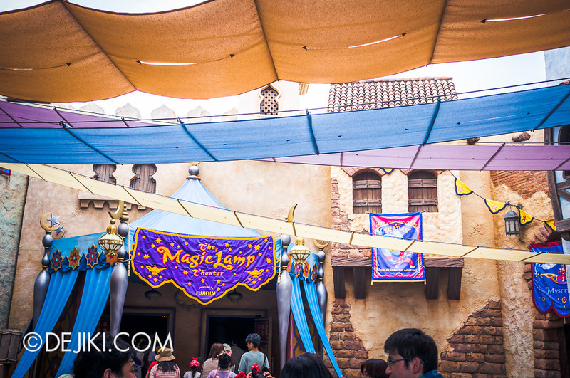 Arabian Coast - Magic Lamp Theatre 4
