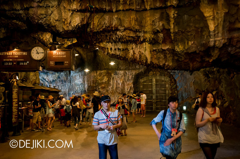 Journey to the Center of the Earth - Fastpass 4