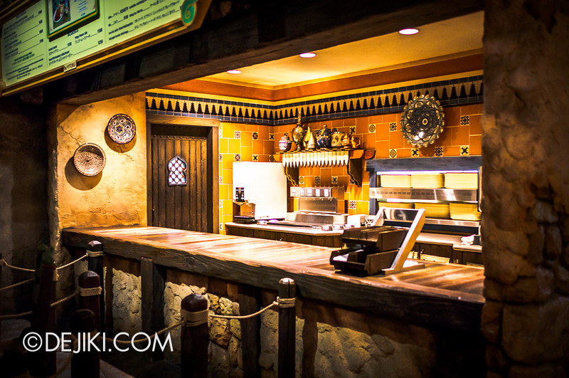 Arabian Coast - Casbah Food Court 2