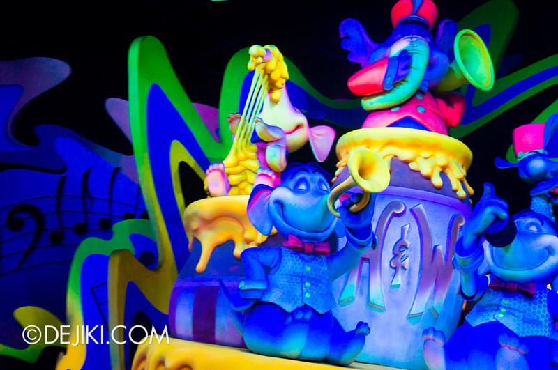 Tokyo Disneyland - Pooh's Hunny Hunt, Heffalump and Woozles 4