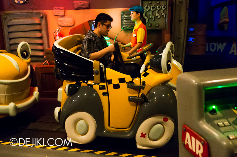 ToonTown - Roger Rabbit Car Toon Spin 16