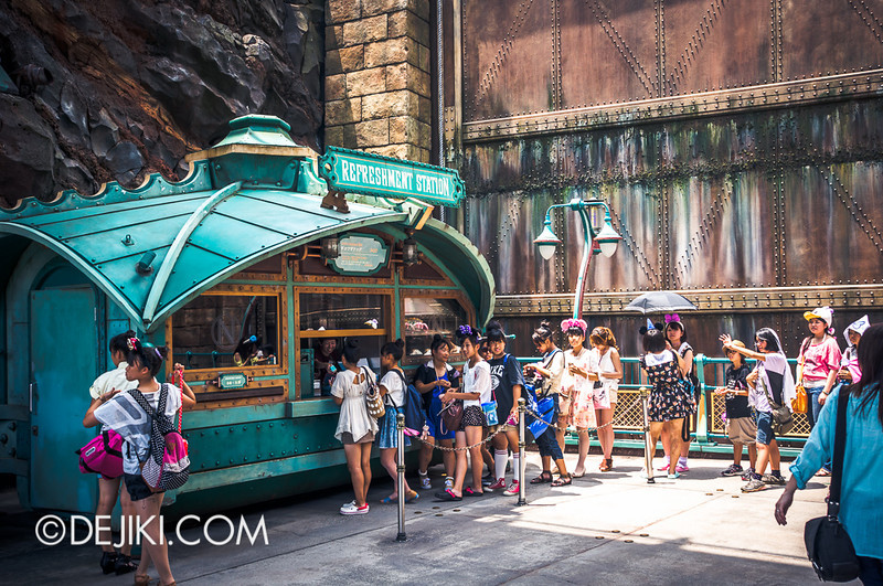 Mysterious Island - The World Famous Refreshment Station