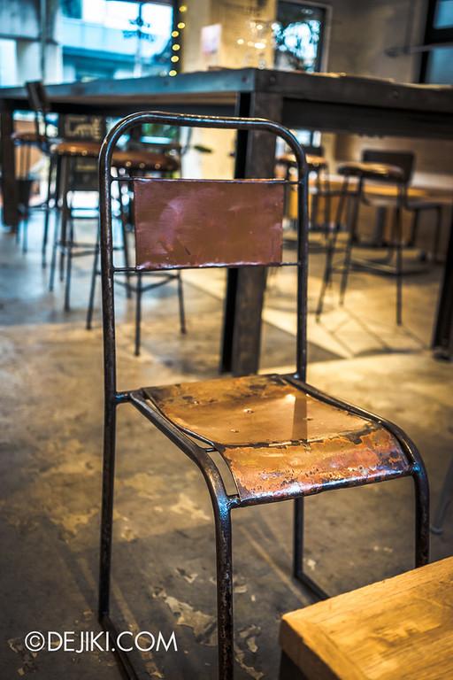 LATTEST OMOTESANDO Espresso Bar 15 - Furniture
