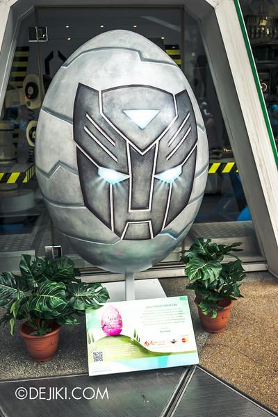 Universal Studios Singapore - Easter Egg 6