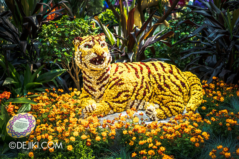 Gardens by the Bay - Indian Safari 12