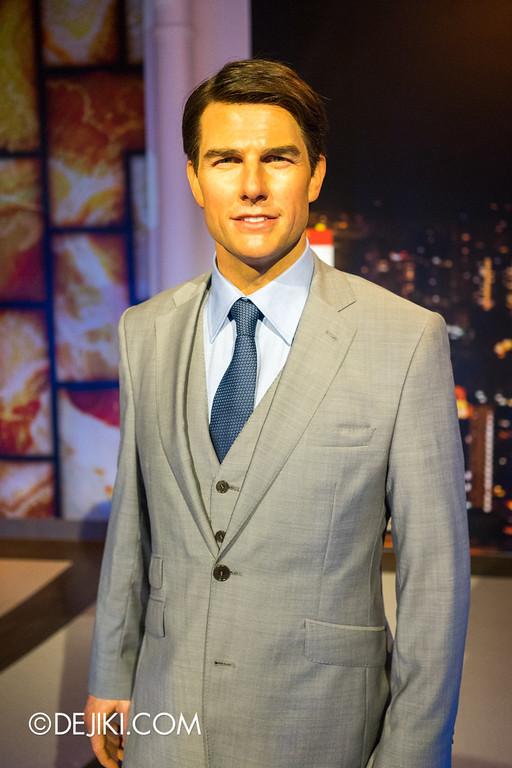 Madame Tussauds Singapore - Tom Cruise
