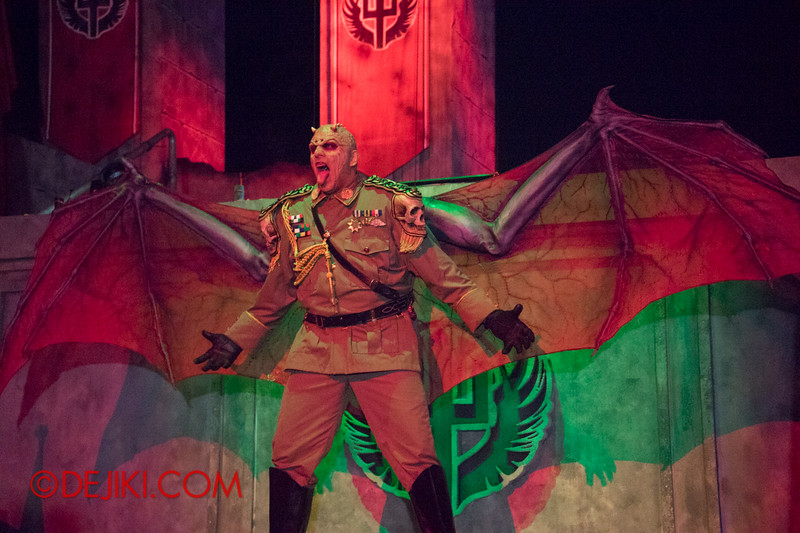 Universal Studios Singapore - Halloween Horror Nights 4 - Minister of Evil opens HHN4