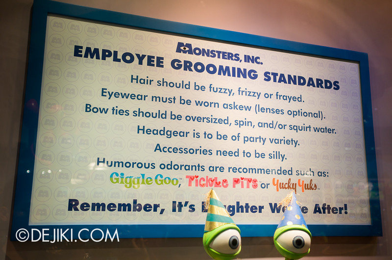 Monsters, Inc. Company Store 7