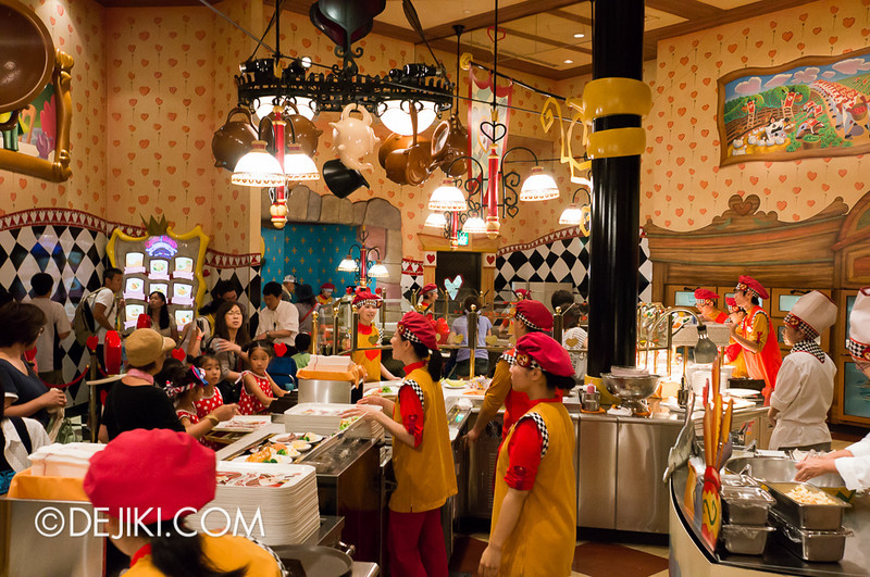 Queen of Hearts Banquet Hall - Royal Kitchen 4
