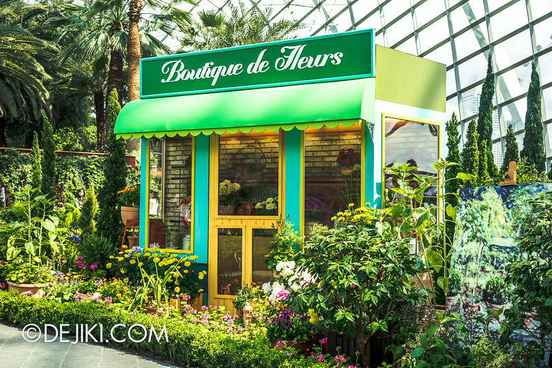 Gardens by the Bay - French Faire 11 / Boutique