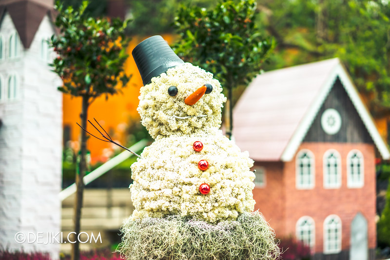 Gardens by the Bay - New Gardens by the Bay mobile app - The last Snowman