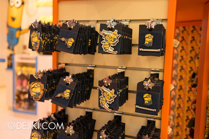 Universal Studios Singapore - Minion Mart 11