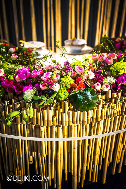 Singapore Garden Festival 2014 at Gardens by the Bay - Celebrations! Floral Table Settings 4