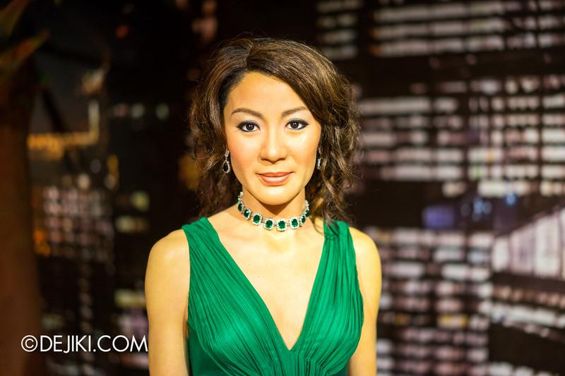 Madame Tussauds Singapore - Michelle Yeoh