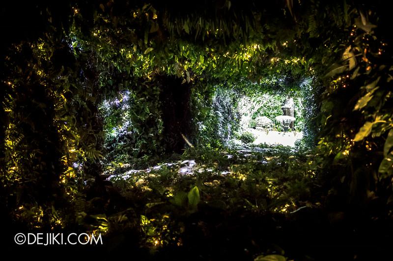 Singapore Garden Festival 2014 at Gardens by the Bay - Fantasy Gardens / Winter Illusion