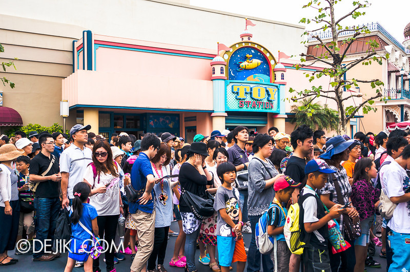 Monsters, Inc. Ride & Go Seek Fastpass Ticketing Madness 3
