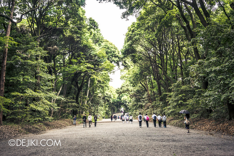 Meiji Shrine 04 - The Path In