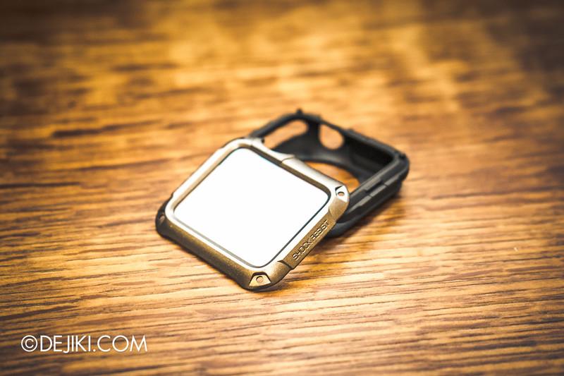 Apple Watch in Singapore - Spigen Tough Armor case for Apple Watch