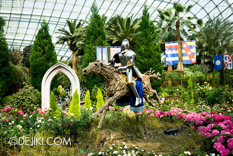 Gardens by the Bay - War of the Roses / War Field 3