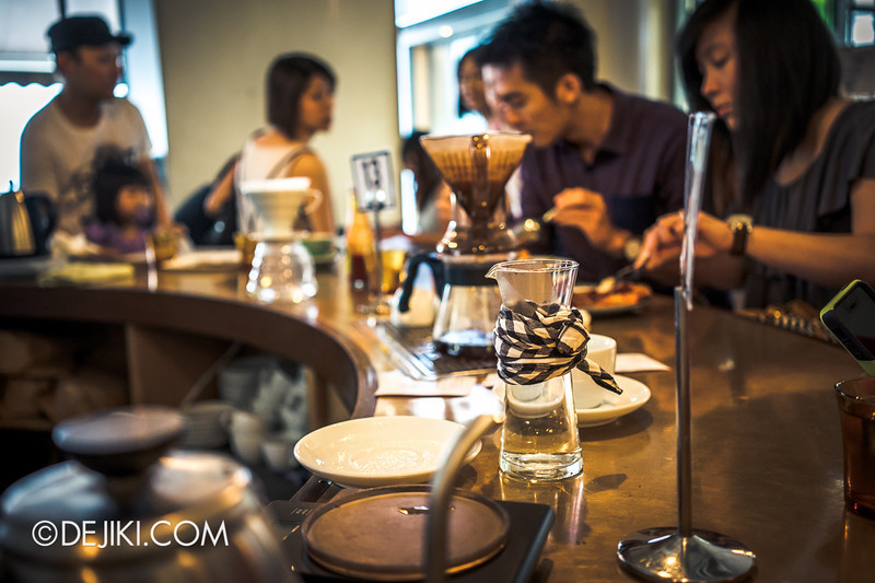 Chye Seng Huat Hardware Coffee Cafe Bar 11 - Seated at the Coffee Bar