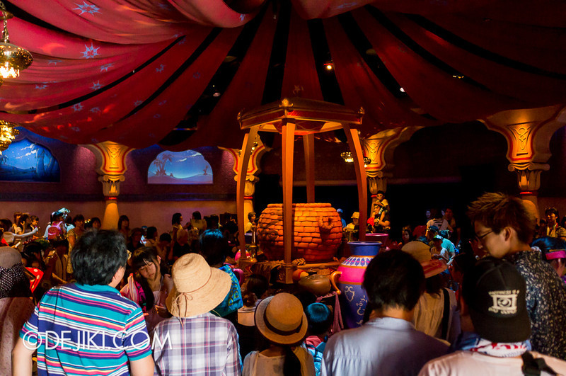 Arabian Coast - Magic Lamp Theatre 6