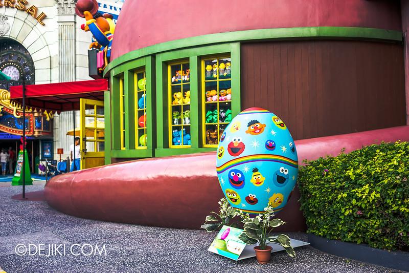Universal Studios Singapore - Easter Egg 3