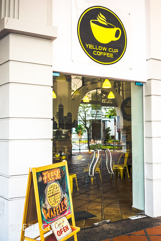 Yellow Cup Coffee 19 - Entrance
