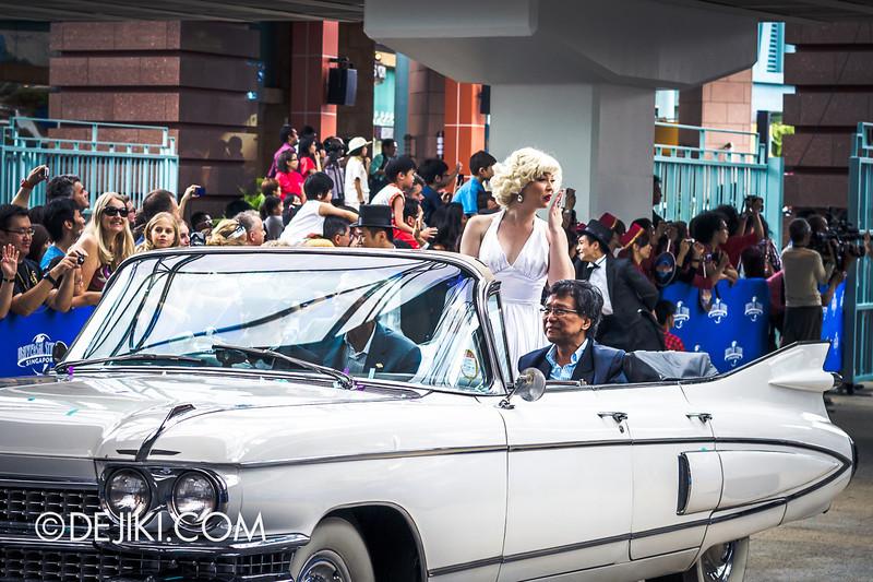 Universal Studios Singapore - Grand Opening 2011 - Parade 22