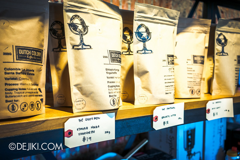 Craftsmen Specialty Coffee - 11 / Coffee Beans