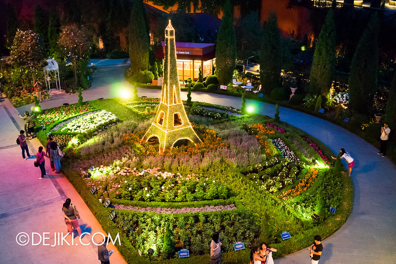 Gardens by the Bay - French Faire 32 / Overlook at Night