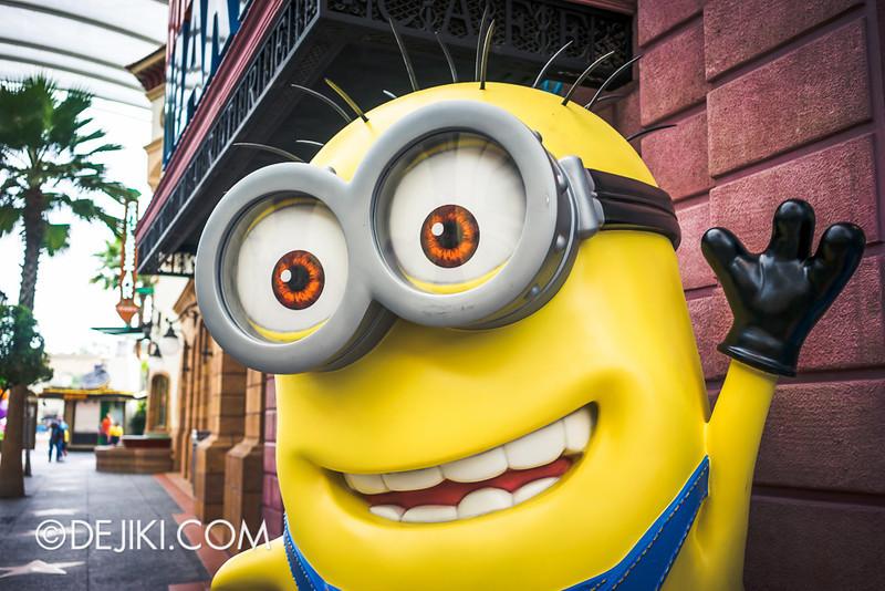 Universal Studios Singapore - Minion Mart 3