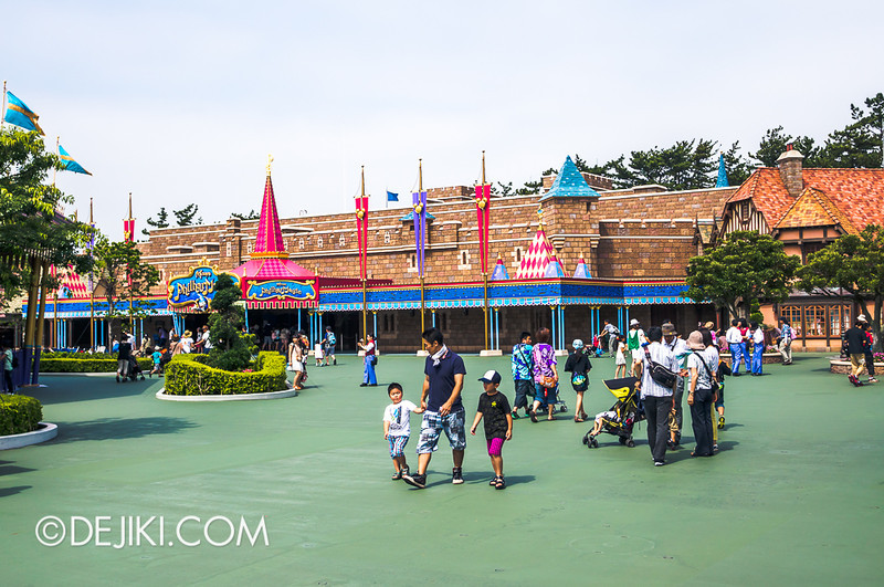 Around Fantasyland 2