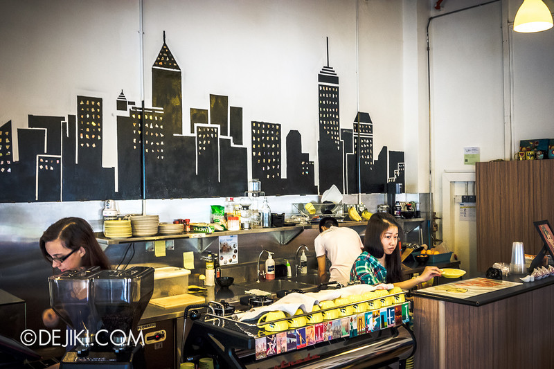 Yellow Cup Coffee 3 - Overview 2
