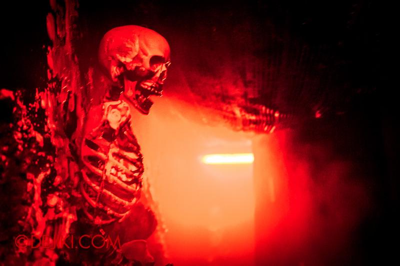 Sentosa Spooktacular 2014 - SWIMMERS Haunted House / Netherworld