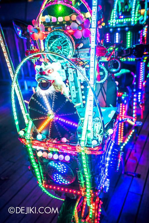 i Light Marina Bay 2016 - LED bicycles 2